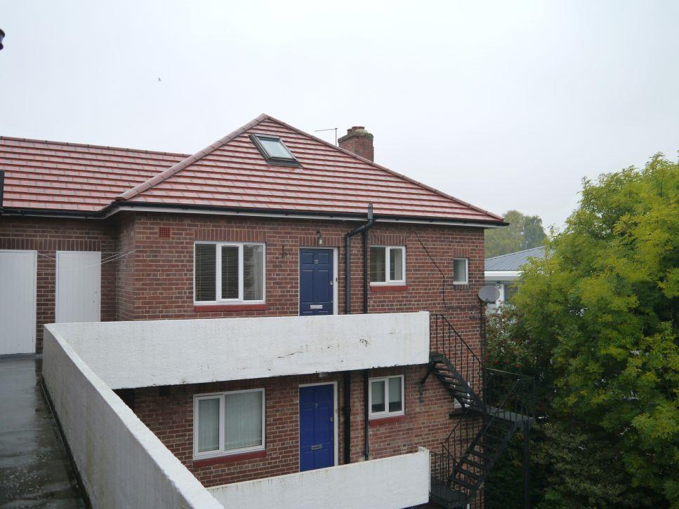 2 Bedrooms Apartment Flat for sale in Wiseton Court, Benton Park Road, Newcastle Upon Tyne